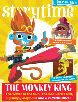 Storytime_kids_magazines_issue83_Themonkeyking copy 2_www,storytimemagazine.com