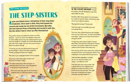 Storytime_kids_magazines_issue83_Thestepsisters_www.storytimemagazine.com
