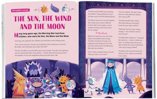 Storytime_kids_magazines_issue85_Thesunthewindandthemoon_www.storytimemagazine.com