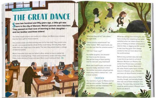 Storytime_kids_magazines_issue85_thegreatdance_www.storytimemagazine.com